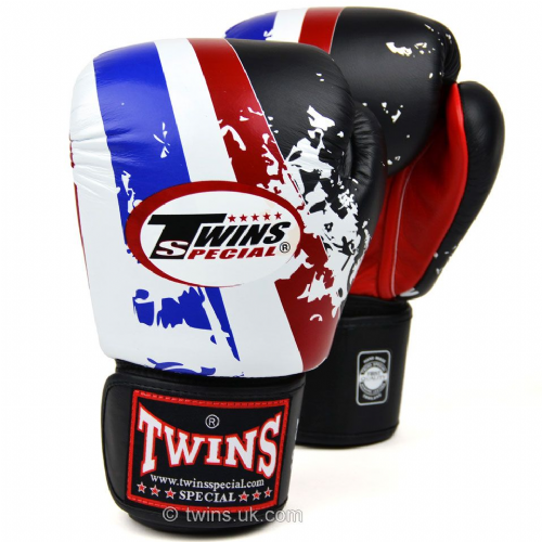Twins - Thailand Flag Boxing Gloves